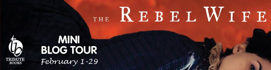 The Rebel Wife Blog Tour