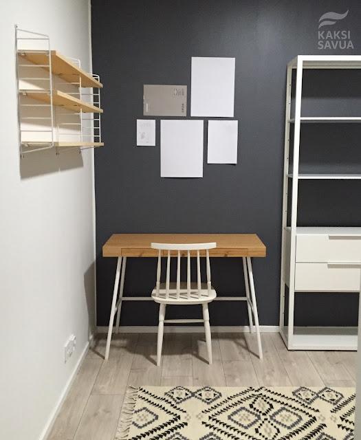 Ikea Fjälkinge, Ikea Lillåsen, String-hylly