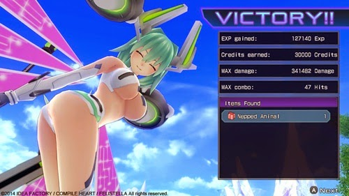 Hyperdimension Neptunia Re;Birth1 - PC (Download Completo)
