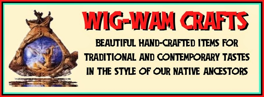 Beaded Thoughts From Wig~Wam Crafts
