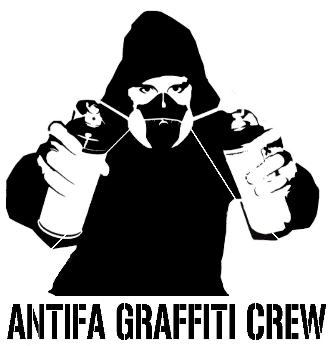 Graffiti en mi cuarto Antifasciste+graffiti+crew1
