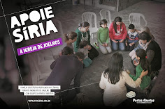 #Apoie os cristãos na Síria