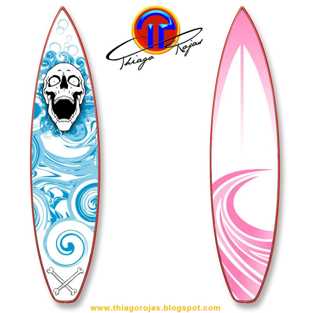 boas arte para silk de pranchas de surf esse é um modelo que eu envie ...