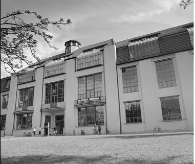 Bauhaus School In Germany 1919