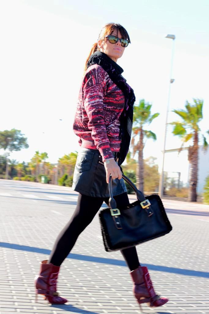 Outfit Isabel Marant para H&M