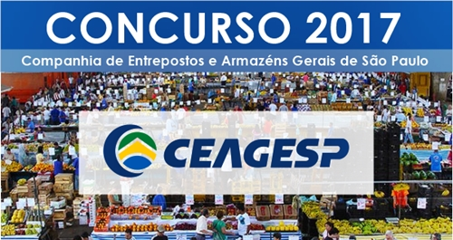 Apostila Concurso CEAGESP 2017