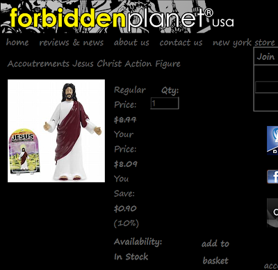 Accoutrements Jesus Christ Action Figure