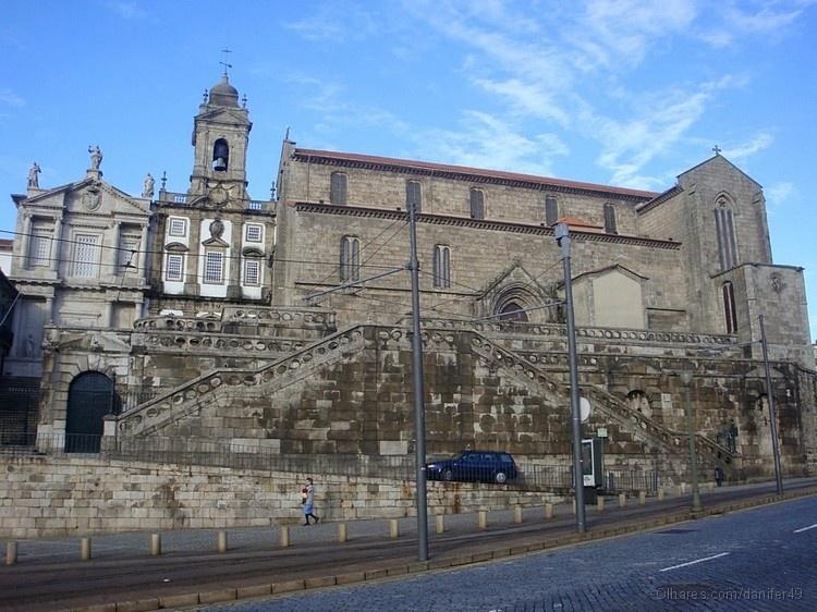 Portugal patrim nio mundial do porto igreja de s o francisco for Francisco peluqueros porto pi