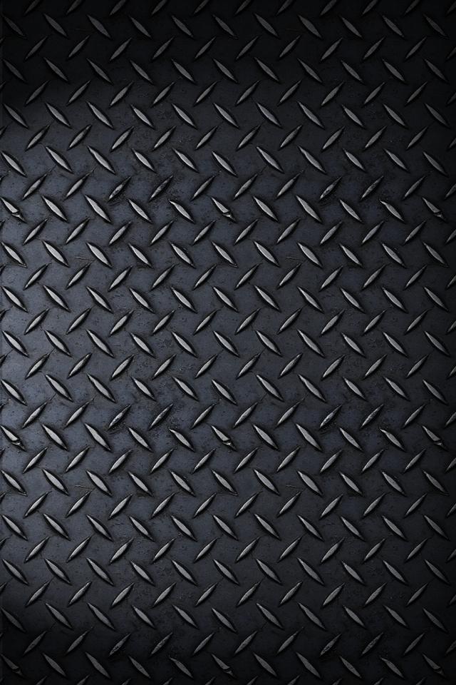 IPhone 4 Metal Wallpaper