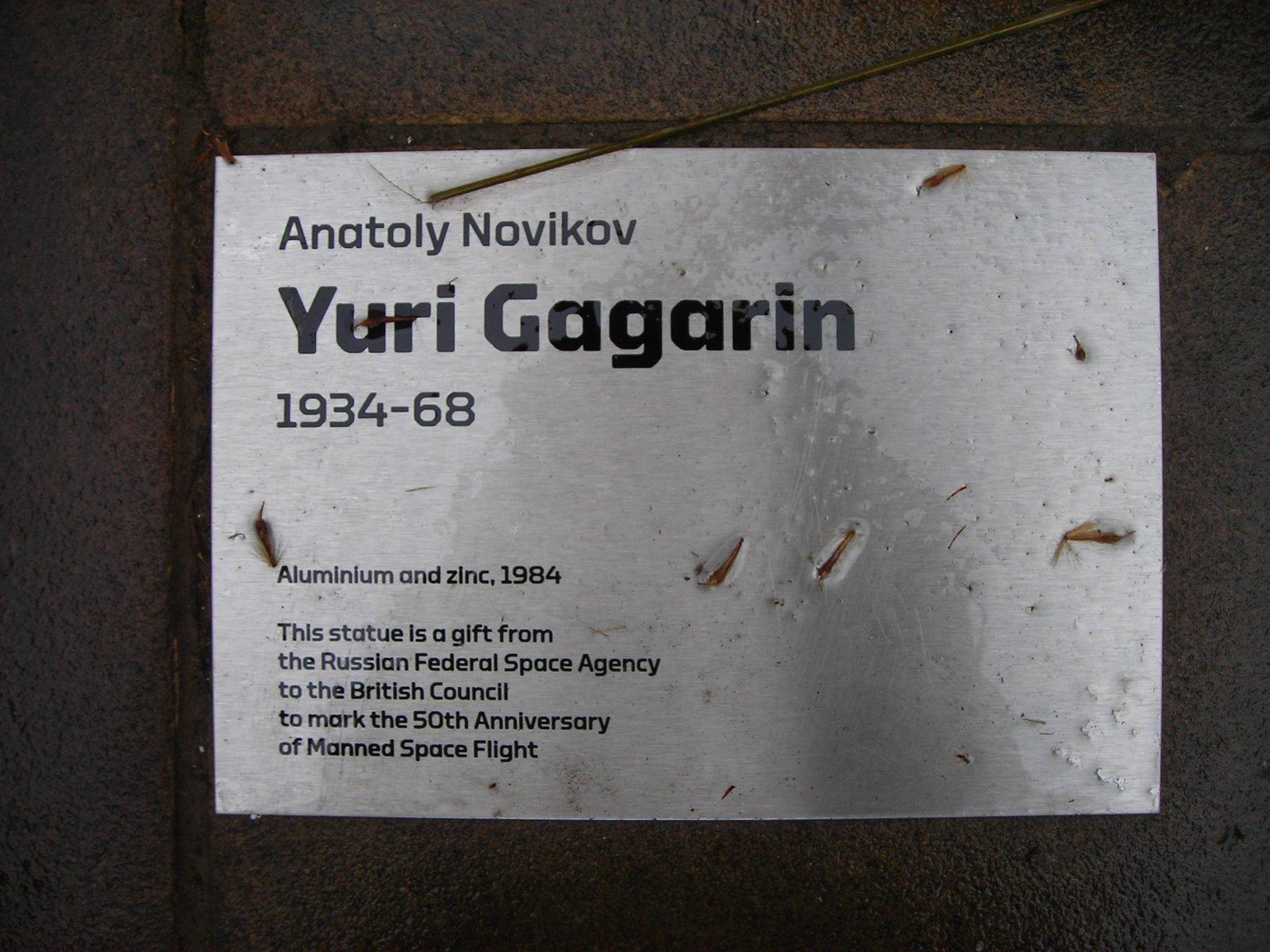 yuri gagarin quotes - photo #6