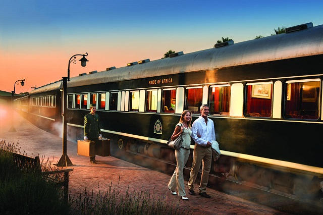 Rovos Rail, bringing you luxury train trips throughout Africa. Hailed as the most luxurious train in the world, you can make memories that last a lifetime.