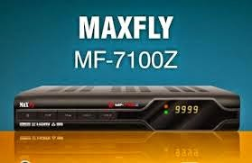 ATUALIZAÇÃO MAXFLY 7100Z - V2.25 - 02/03/2015