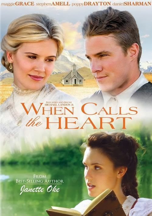 When Calls the Heart Starring Maggie Grace, Stephen Amell