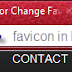 Add Or Change Favicon On Blogger Blogspot