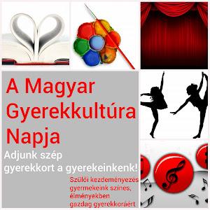 A Magyar Gyerekkultúra Napja