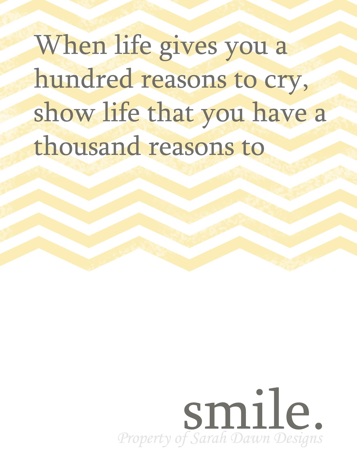 Quotes You Make Me Smile Sarah Dawn Designs Printable Quotes To Make You Smile