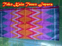 kain tenun
