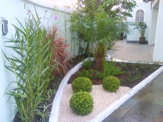 jardim ideias simples : jardim ideias simples:Decoracao De Jardins Pequenos
