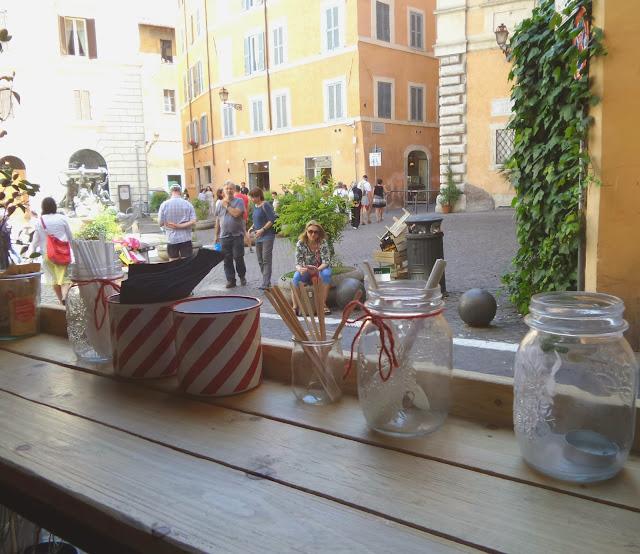 Dispensa Cibo Urbano - Roma