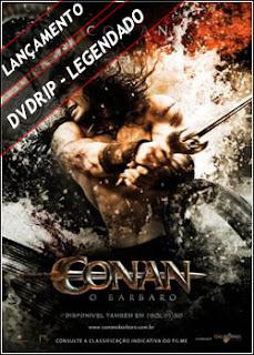 Conan, O Bárbaro Legendado 2011