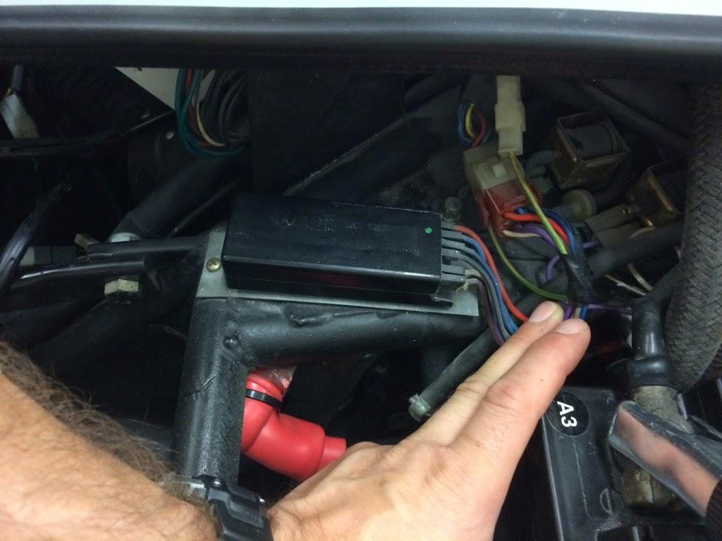Countach Power Door Locks What an adventure this was – Lamborghini Countach Wiring Diagram