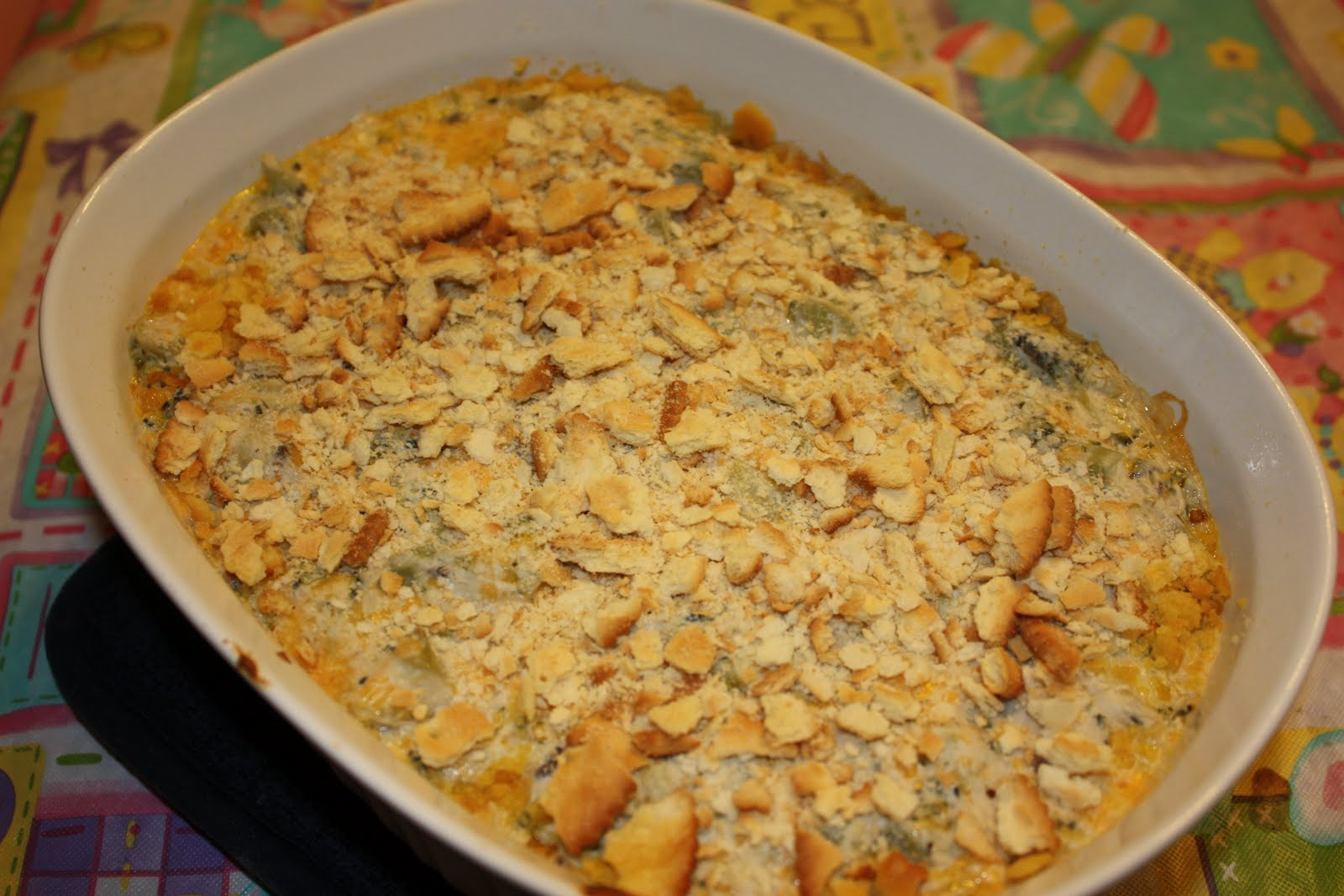 Southern Living Yankee: Broccoli Casserole