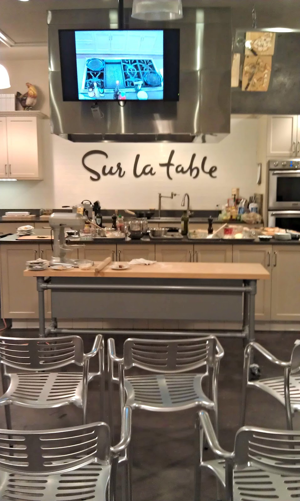 Kitchen Island Sur La Table