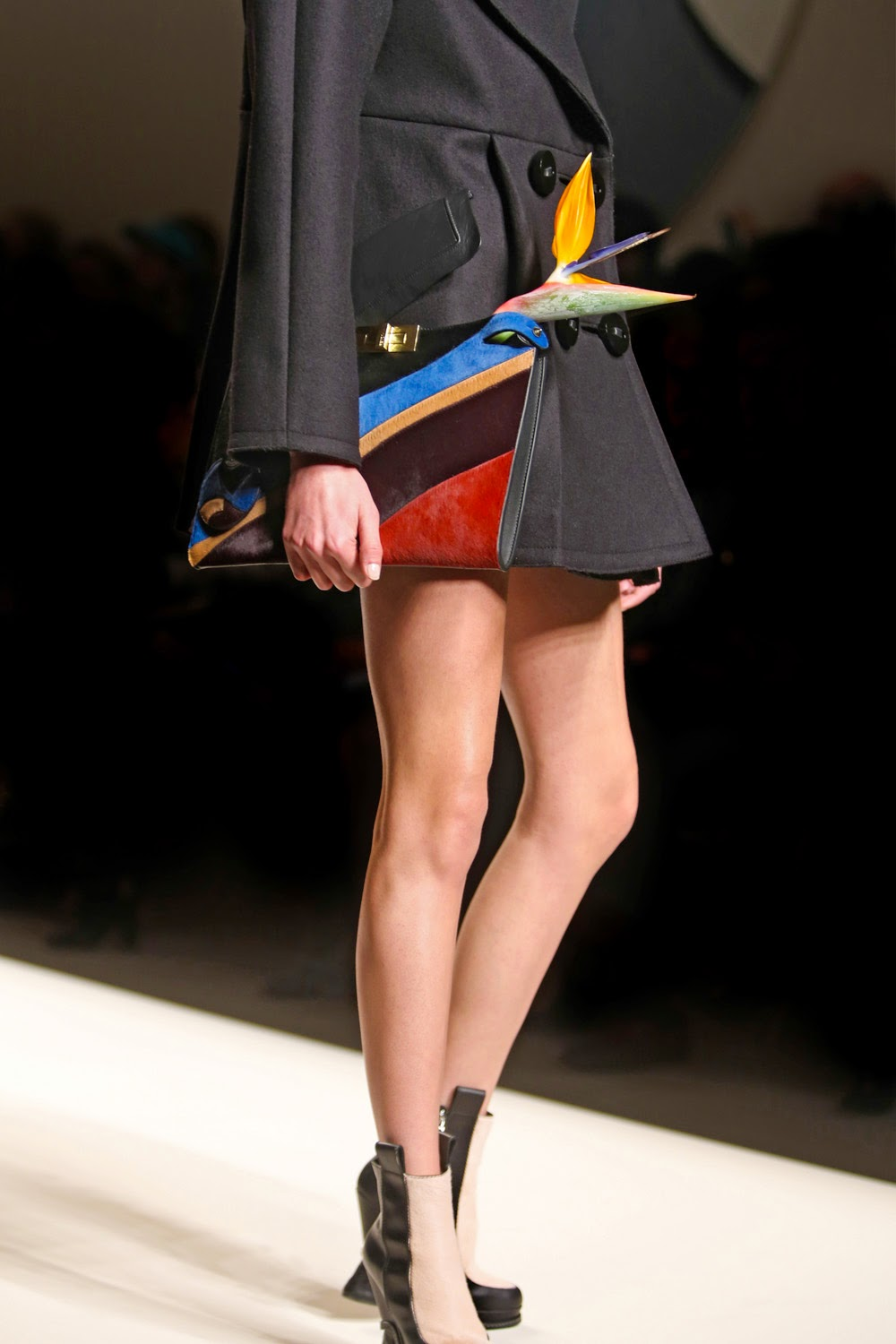 Fendi Fall Winter 2015 MFW