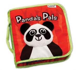Lamaze Panda's Pals Soft Activity Book