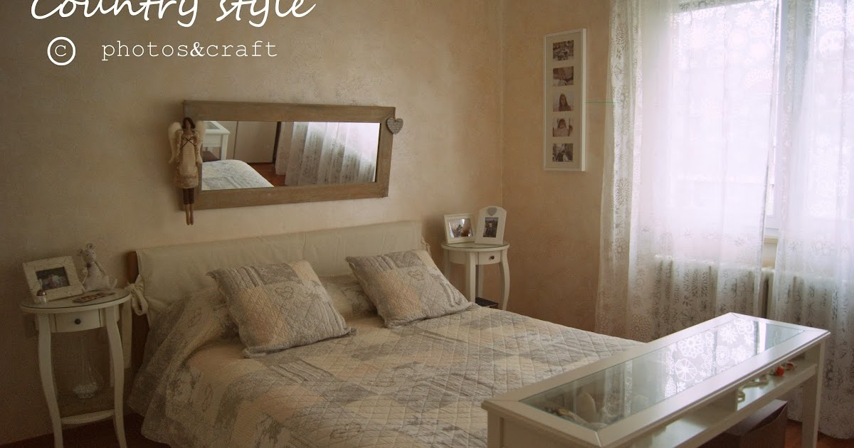 Country style: my home : bedroom