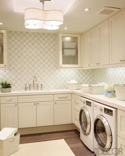 Life As It Is Luxury Laundry Room
