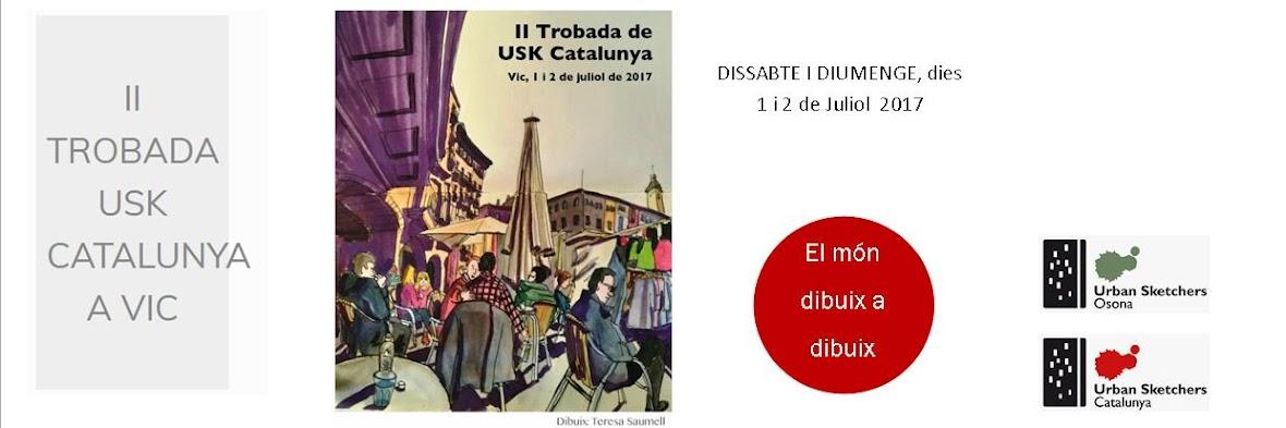 Girona UrbanSketchers