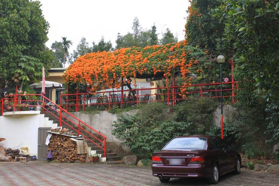 古坑美食-柳岸咖啡餐廳
