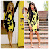 STYLE STEAL: Beyonce Inspired Leaf Dress -'Be My Funny Valentine'...