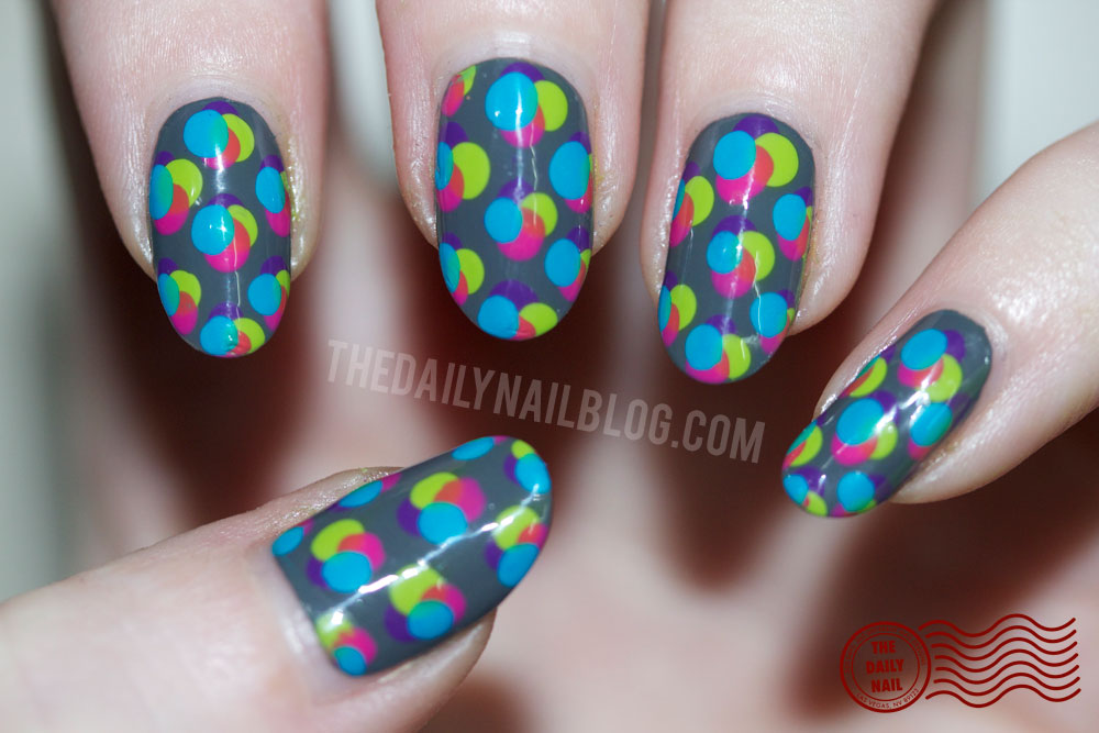 Spotted! - The Daily Nail