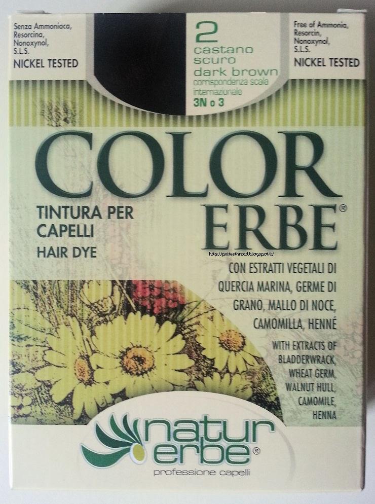 Colore x capelli naturale