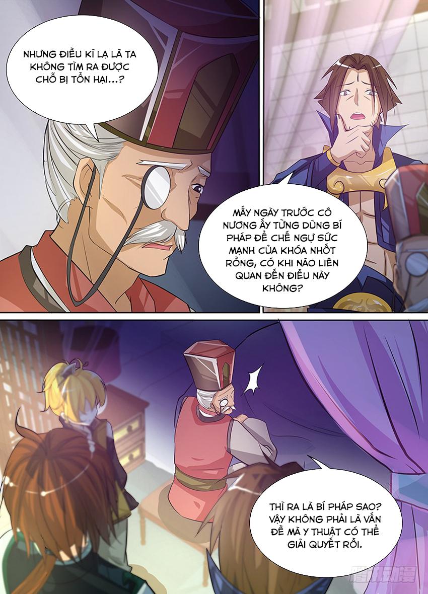 Thiên Cơ Tam Quốc chap 13 - Trang 4