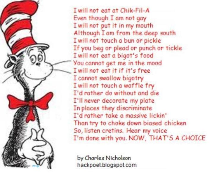 Fun Song Lyrics Cat In The Hat