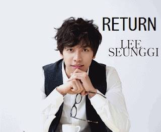 Lee Seung Gi - Return Lyrics