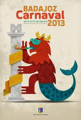 Carnaval de Badajoz Desfile de Comparsas 2013