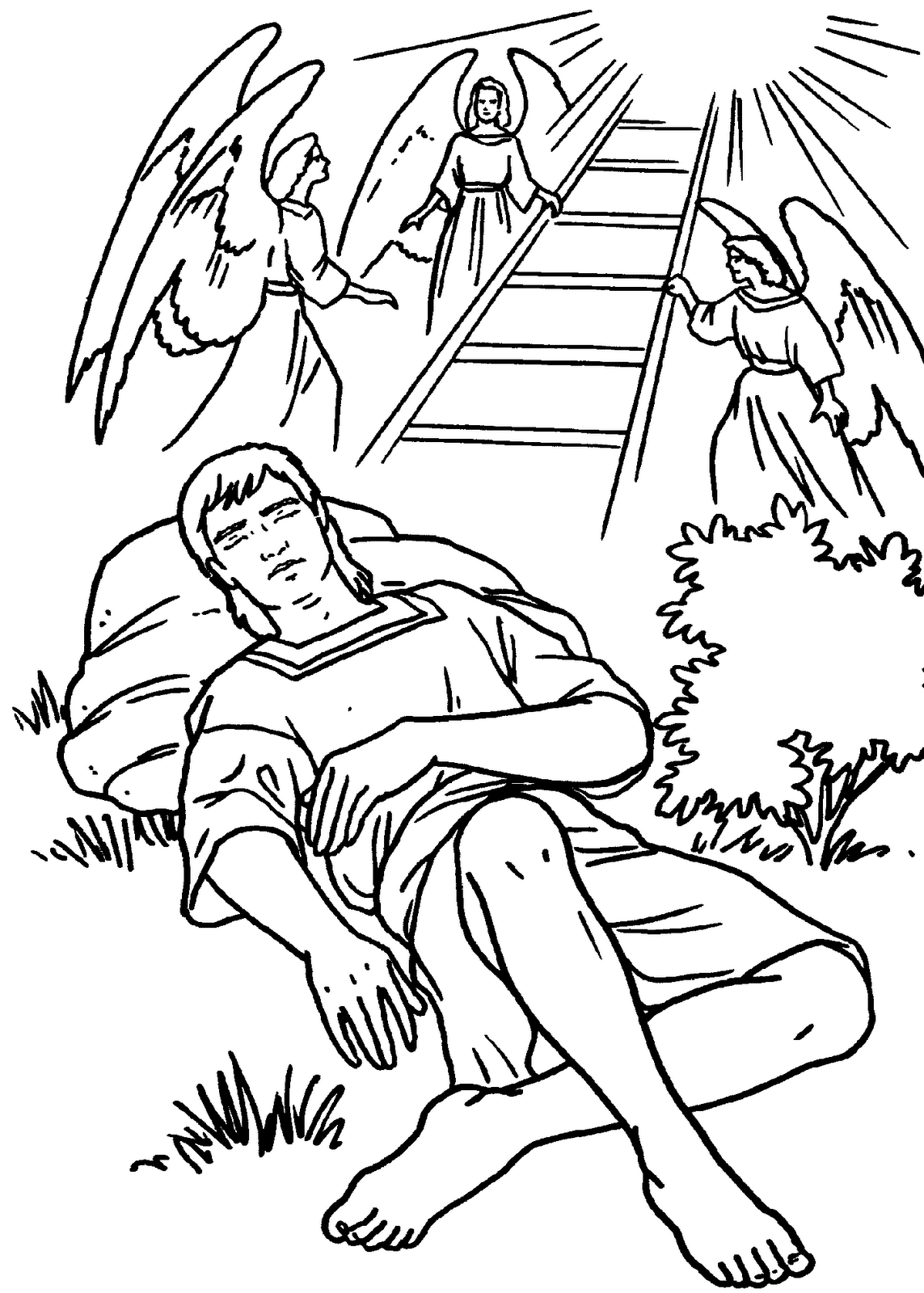 Joshua 1 9 Coloring Pages http://imagixs.com/joshua-and-the-walls-of-jericho-coloring-page/
