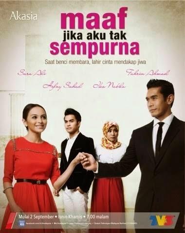 Maaf Jika Aku Tak Sempurna (2014) Episod 17