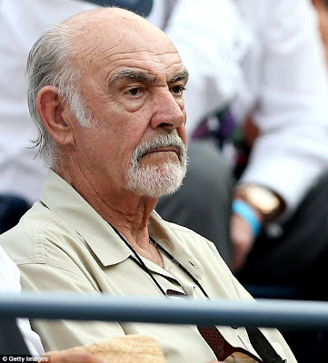 Sean Connery 2012