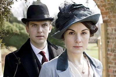 Matthew and Mary Crawley