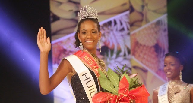 Miss Angola Universe 2015 is Witney Shikongo