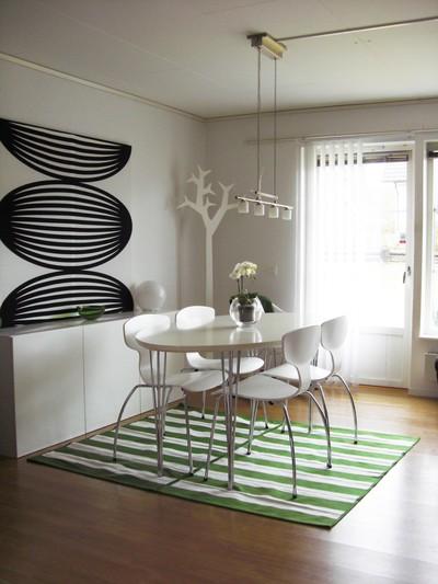 Ikea hack 2 alfombras peque as 1 grande - Ikea cuadros grandes ...