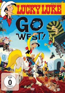 Phim Hành Trình Về Miền Viễn Tây-Go West: A Lucky Luke Adventure