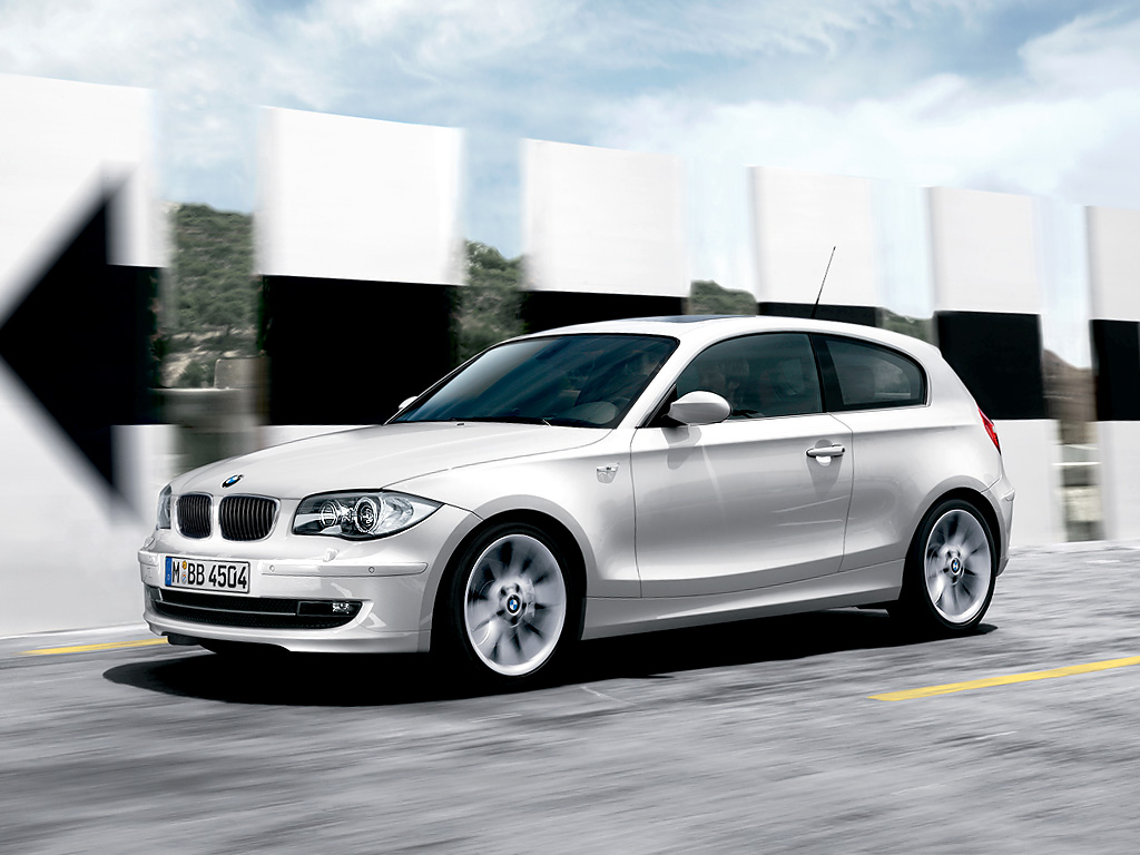 Bmw 1 series 3 door car review and pictures new car review for 135i 3 door
