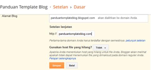 Custom Domain IDwebhost
