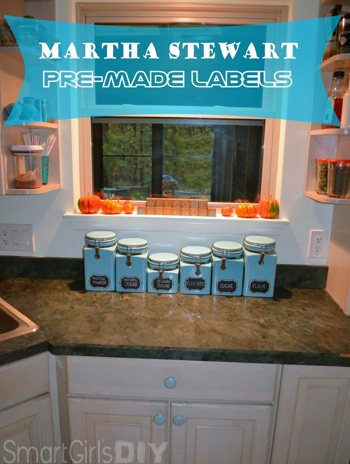 Pre-Made Labels - Sometimes DIY Isn\'t the Answer